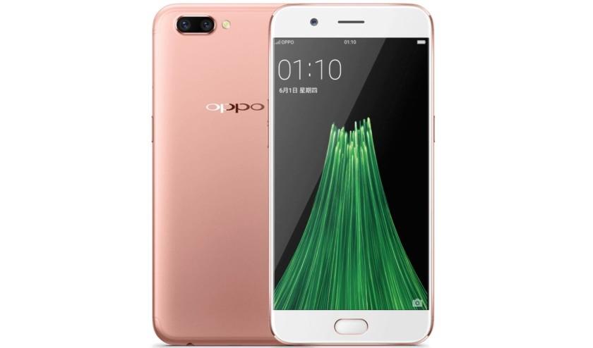 OPPO R11 - smartphone pentru pasionatii de fotografia mobila care vine cu Android 7.1 Nougat