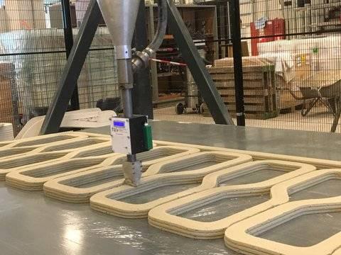 Olanda primeste un pod printat 3D pentru biciclisti