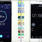 OnePlus 5 VS iPhone 7 Plus intr-un test de viteza. Rezultatul este surprinzator