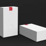 OnePlus nu poate alege de una singura cutia lui OnePlus 5