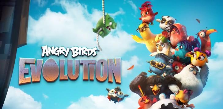 Rovio s-a intors cu un nou joc denumit Angry Birds Evolution - jocul are un aspect care dezamageste