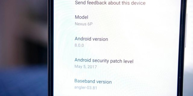 S-a confirmat oficial care versiune a sistemului de operare o reprezinta Android O