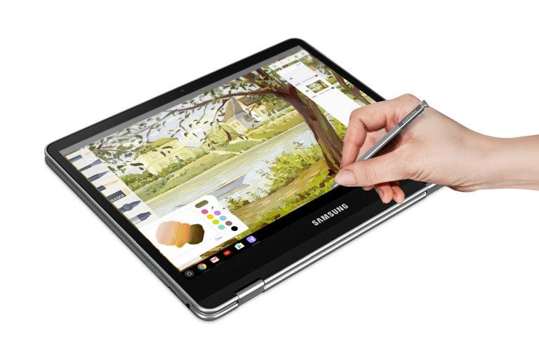 Samsung Chromebook Pro laptopul care vine cu doua premiere este gata de cumparat
