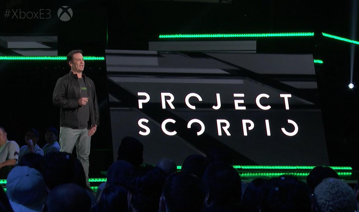 Un analist prezice care va fi pretul consolei Project Scorpio a Microsoft
