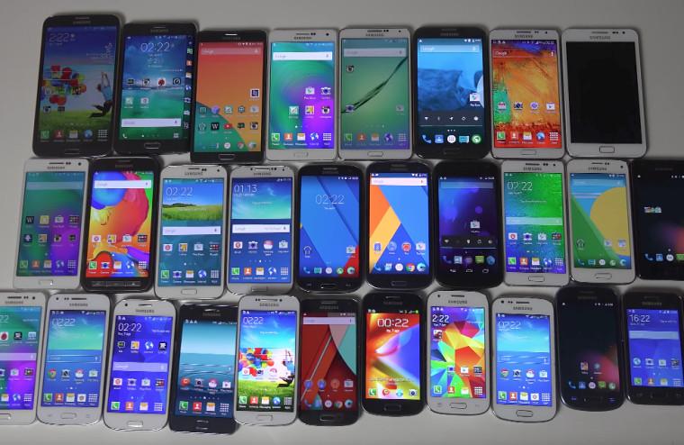 Un angajat Samsung arestat pentru faptul ca a furat 8474 de smartphone-uri