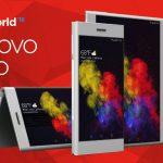 Lenovo are o tableta care poate fi pliata intr-un smartphone cu doua displayuri