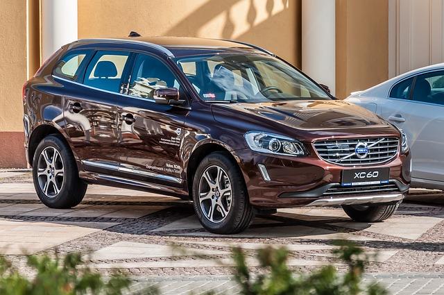 Masinile fara sofer ale Volvo sunt date peste cap de canguri