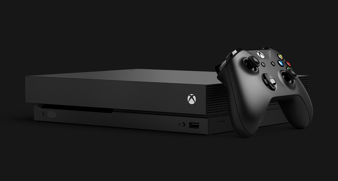 Microsoft este mandra de pretul consolei de jocuri Xbox One X