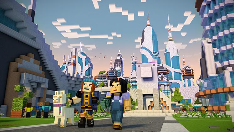 Minecraft Story Mode Season 2 a fost lansat. Ce aduce nou