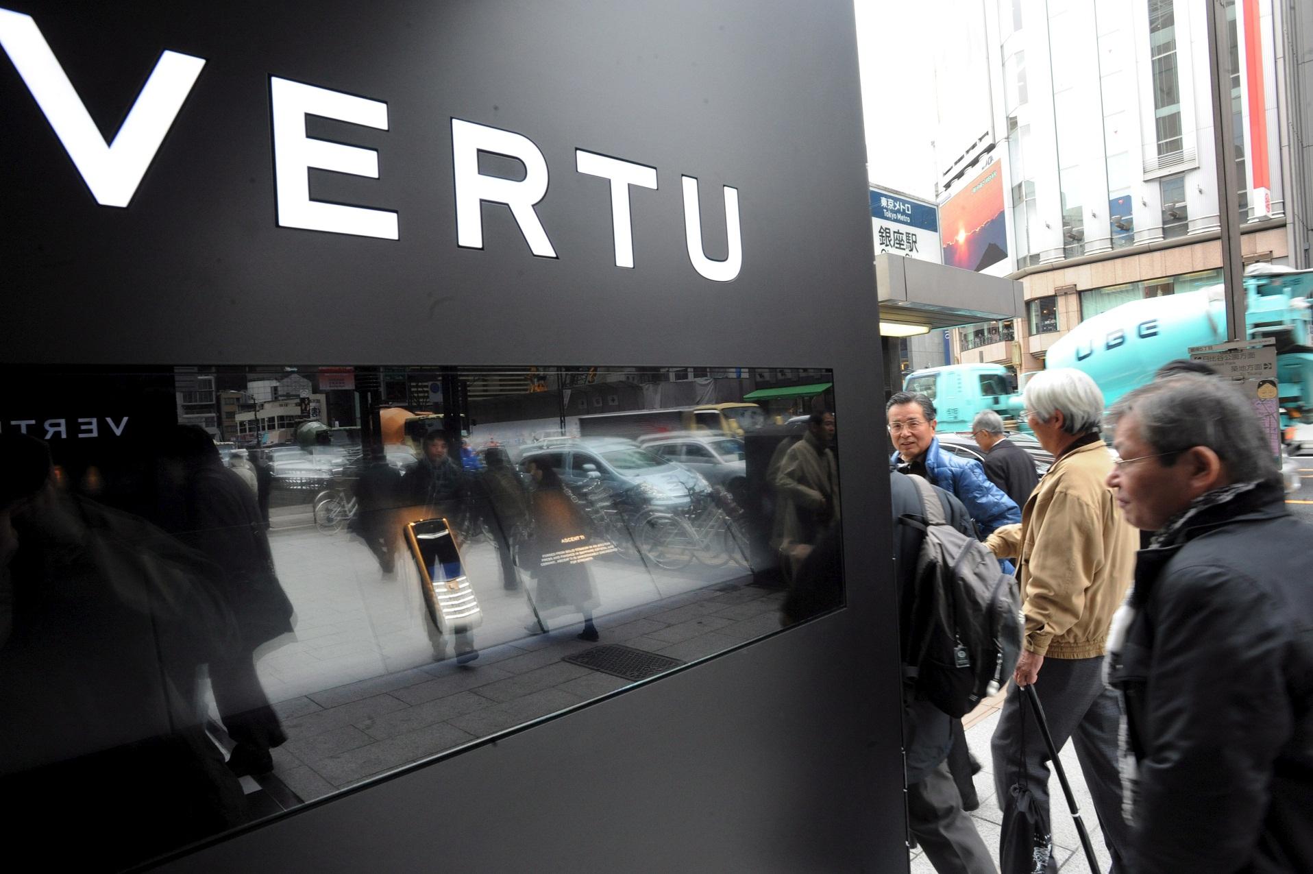 Motivul pentru care Vertu isi inchide productia de smartphone-uri din Marea Britanie