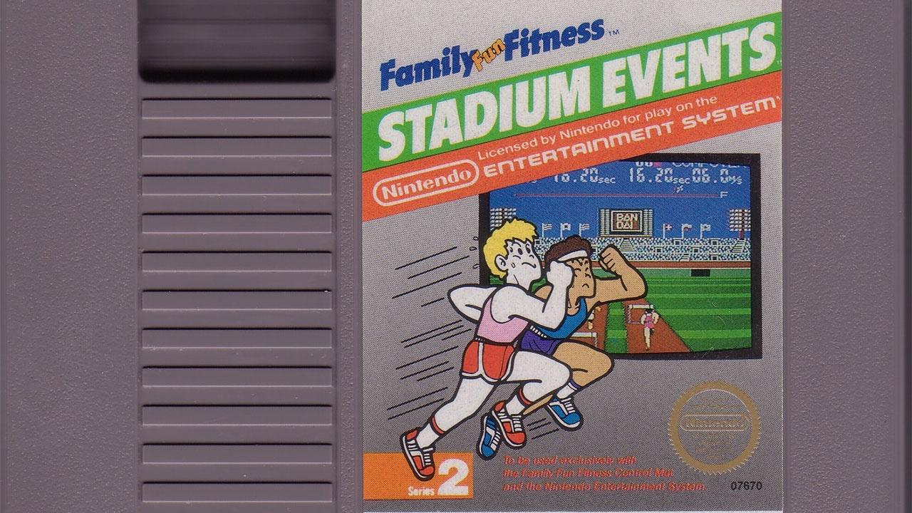 O copie rara si sigilata a jocului NES Stadium Events s-a vandut pentru 42.000 de dolari