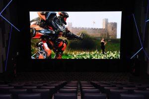 O mare inovatie Samsung debuteaza cu primul display LED de cinema din lume