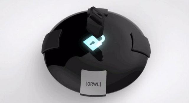 PC-ul Orwl se autodistruge daca cineva incearca sa-l hack-uiasca