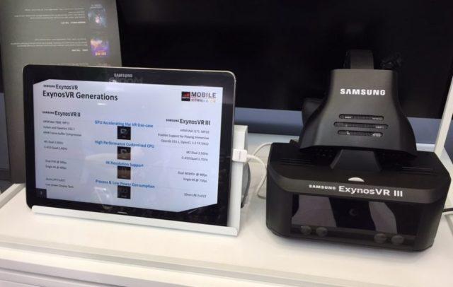Samsung dezvaluie un prototip de casca de realitate virtuala care nu are nevoie de smartphone