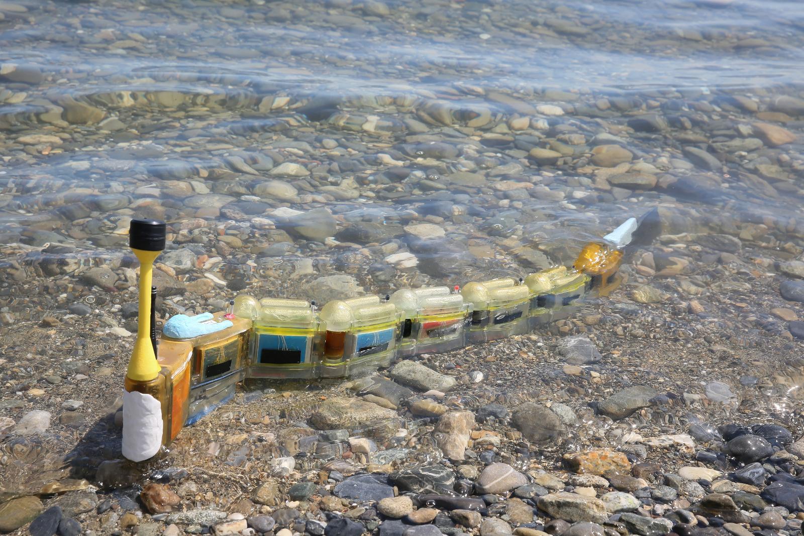 Un tipar robotic modular va fi folosit pentru a masura poluarea din apa