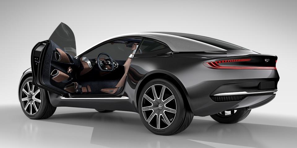 Aston Martin va produce numai masini hibride pana in anii 2020