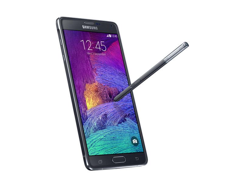 Bateriile smartphone-urilor Samsung Galaxy Note 4 au fost rechemate din cauza riscurilor de supraincalzire