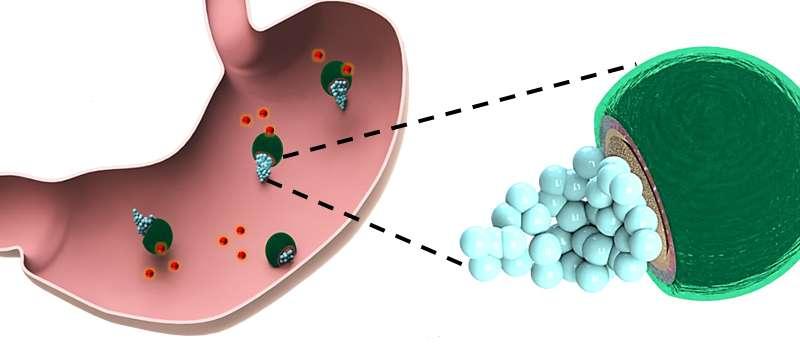 Cercetatorii creeaza o noua modalitate de a administra medicatie prin stomac