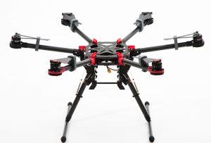 Dronele DJI pot acum functiona fara transfer de date prin internet