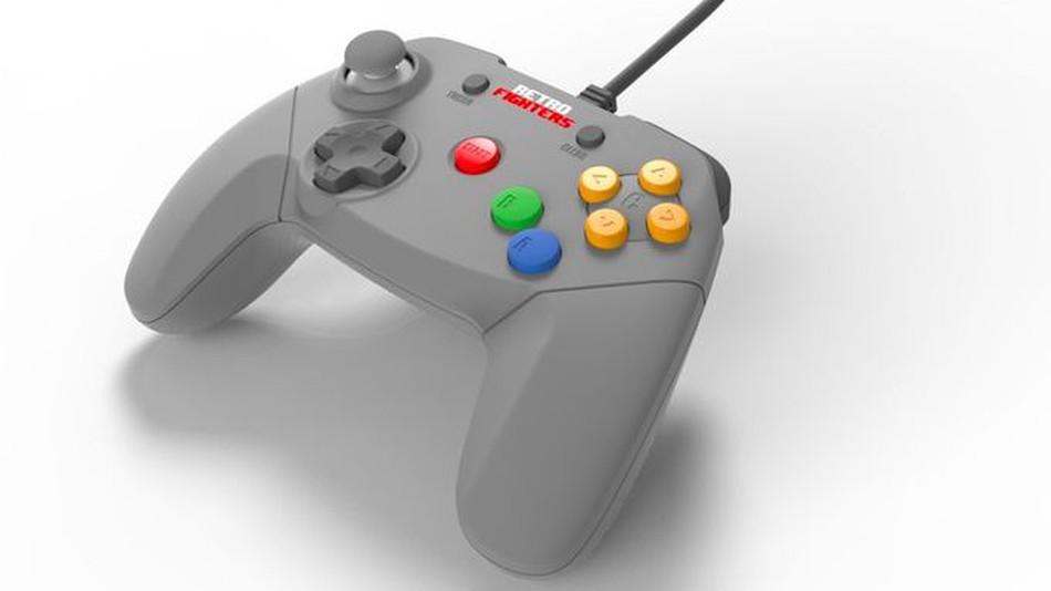 Dupa 20 de ani, controlerul N64 va fi reinventat printr-o campanie pe Kickstarter