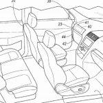 Ford breveteaza o masina cu volan si pedale detasabile