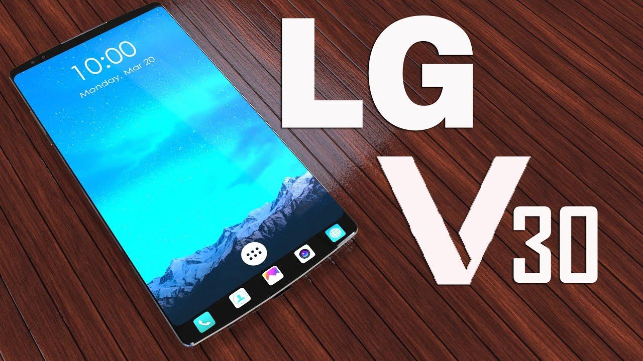 LG V30 va integra un display OLED FullVision, dar s-ar putea renunta la displayul secundar