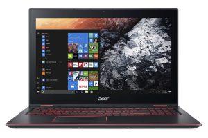 Laptopul de gaming Acer Nitro 5 Spin a fost anuntat - specificatii si pret