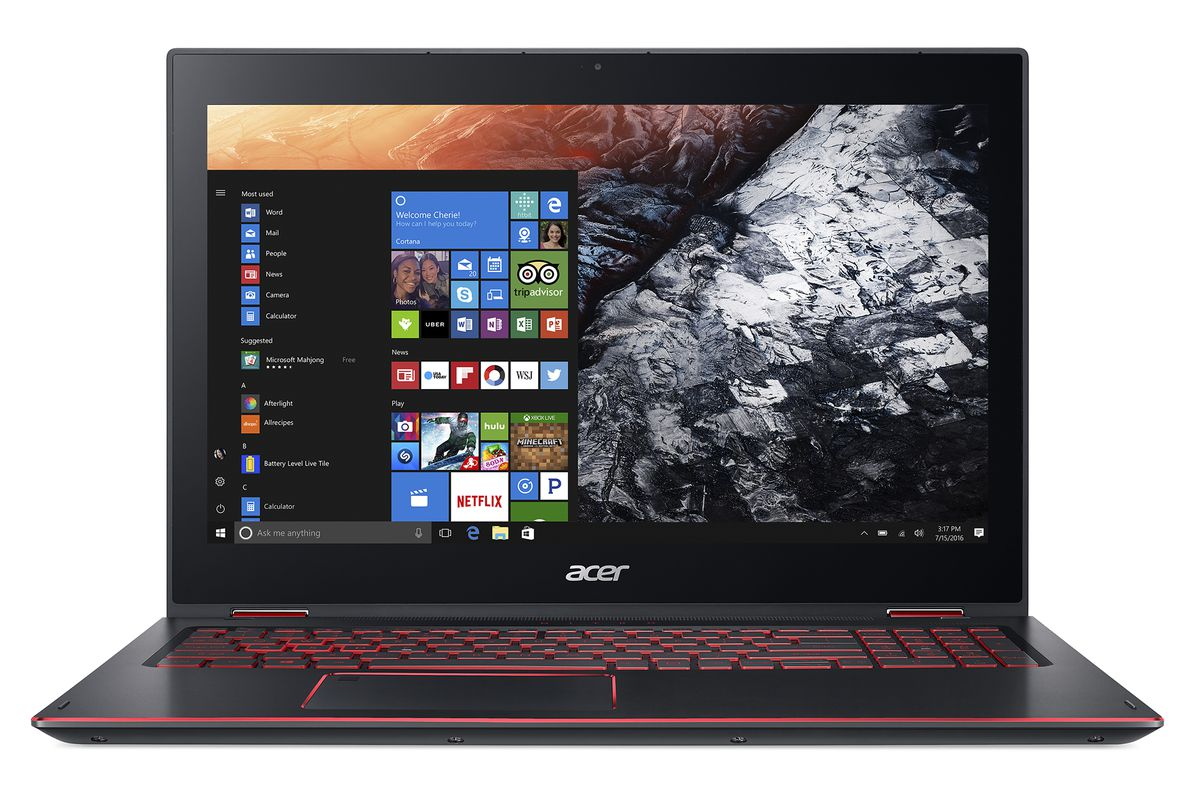 Laptopul de gaming Acer Nitro 5 Spin a fost anuntat - specificatii si pret