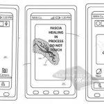Motorola breveteaza un telefon cu un ecran care se repara singur