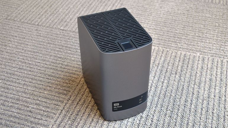 My Book Duo este sistemul de stocare de 20TB al Western Digital