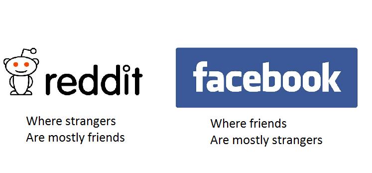 Reddit se reproiecteaza pentru a arata ca Facebook si Twitter