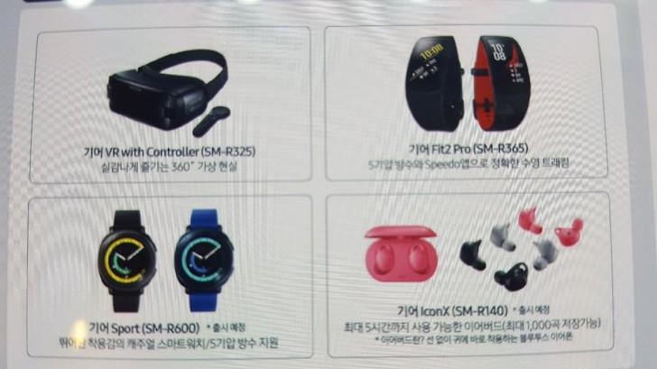 Samsung Gear Sport ar putea fi un smartwatch pentru inotatori