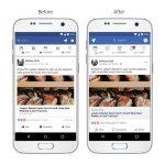 Schimbari la Facebook. News Feed-ul sau este acum mai lizibil