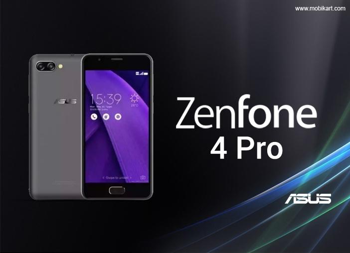 Smartphone-urile ASUS ZenFone 4 si ZenFone 4 Pro au fost anuntate - specificatii oficiale