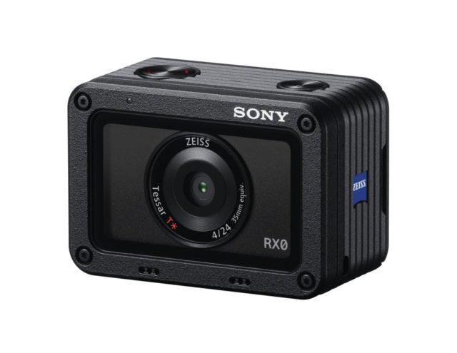 Sony dezvaluie camera rezistenta de actiune RX0 - specificatii si pret