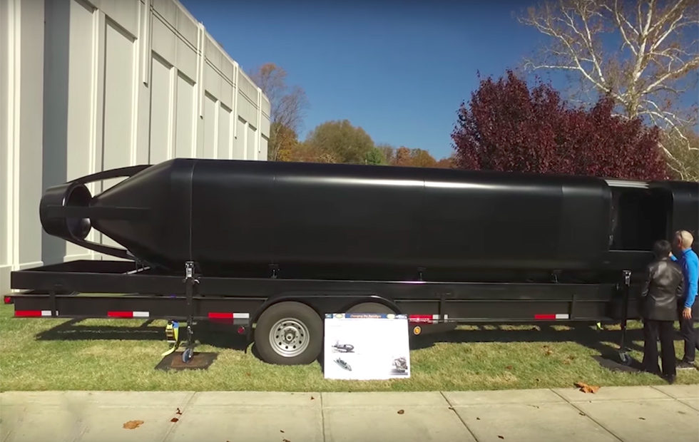 Un concept de submersibil a fost printat 3D de Marina Statelor Unite