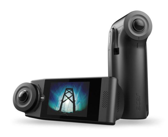 Acer lanseaza doua camere 360 de grade conectate, Holo360 si Vision360