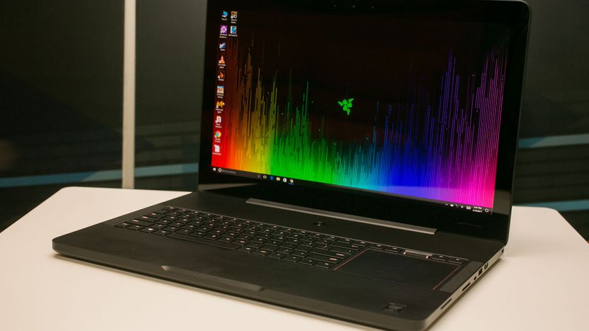Bestia de laptop de gaming Razer Blade Pro are un pret mult mai mic