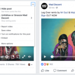 Butonul Snooze al Facebook iti permite sa pui pe mut oameni