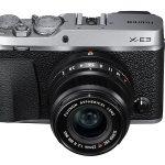 Camera mirrorless Fujifilm X-E3 a fost anuntata - specificatii si pret