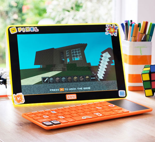Cel mai nou computer DIY al Kano este un laptop Raspberry Pi de 250 de dolari