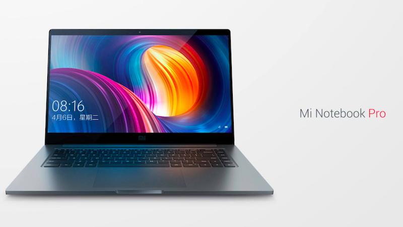 Laptopul Xiaomi Mi Notebook Pro arata foarte familiar - specificatii si pret