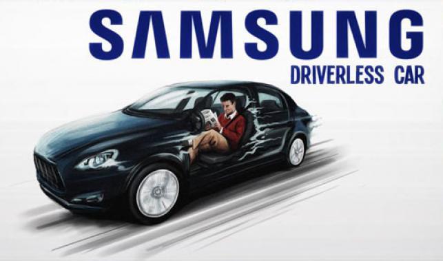 Samsung poate acum sa-si testeze masinile fara sofer in California