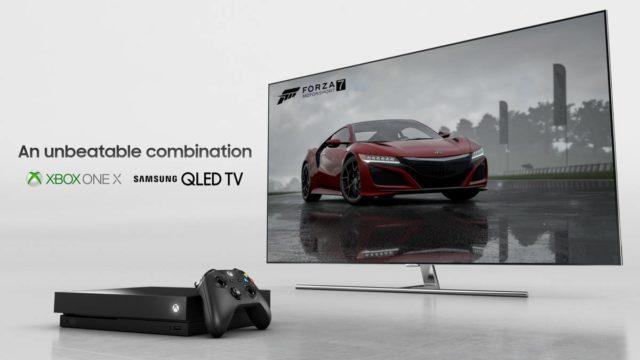 Samsung si Xbox devin parteneri pentru a oferi experiente de gaming 4K foarte bune cu televizoare QLED