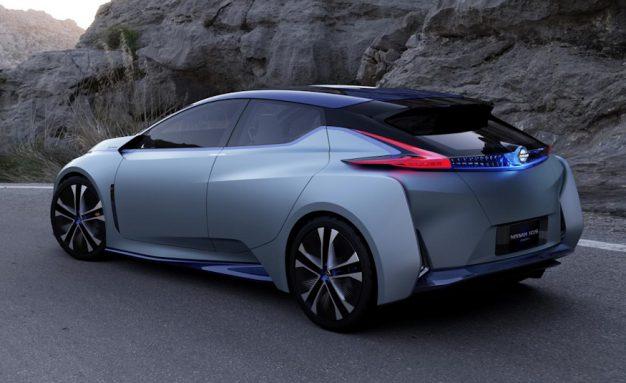 Specificatiile si autonomia pentru Nissan Leaf 2018 au fost confirmate