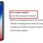 iPhone 8 si iPhone X suporta incarcarea rapida, dar numai cu o anumita conditie