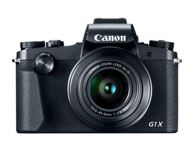 Camera Canon PowerShot G1 X Mark III a fost anuntata oficial - specificatii si pret