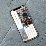 Comutarea intre aplicatii prin gesturi a lui iPhone X a fost filmata