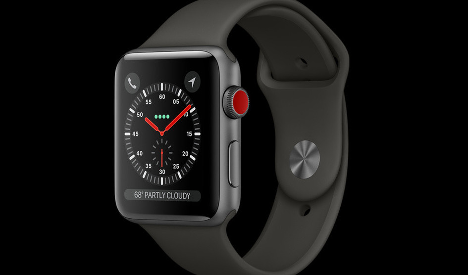 Conectivitatea celulara a lui Apple Watch Series 3 a fost blocata in China