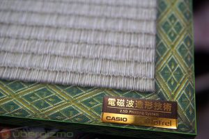 Imprimanta Casio Mofrel 2.5D imita textura si culoarea pielii